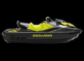 Гидроцикл BRP Sea-Doo GTR STD 230 3-мест. Желтый неон 2020
