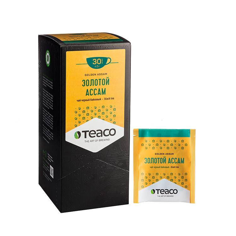 Золотой ассам Чай пакетированный на чашку 30 пак.
