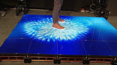Интерактивный led пол, фото 3