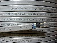 Нагревательный кабель без оплетки SRL 24-2