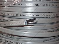 Нагревательный кабель без оплетки SRL 16-2, фото 2
