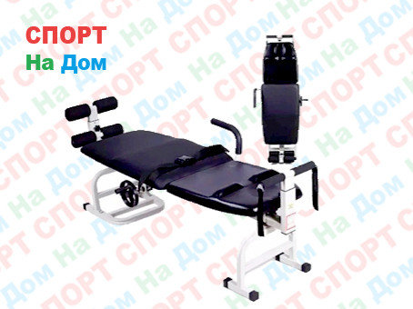 Стол тракционный для лечения позвоночника до 120 кг., фото 2