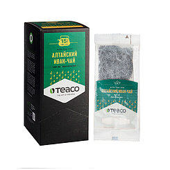 Алтайский иван-чай Чай пакетированный на чайник 15 пак.
