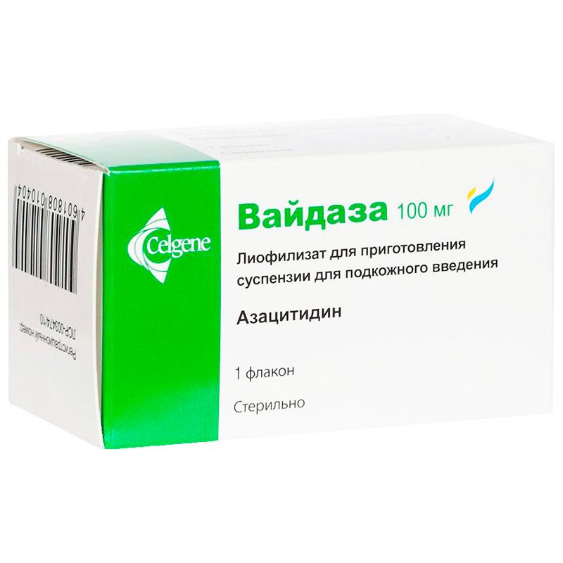 Вайдаза препарат