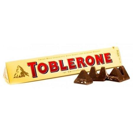 Шоколад Toblerone Milk Chocolate  100гр. Швейцария
