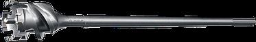 Проломной бур SDS-max серия «ПРОФЕССИОНАЛ», ЗУБР 29330-55-1000, фото 2