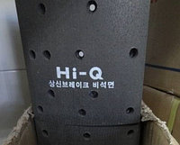 Накладка тормозная задняя толстая Hyundai Universe 583438A600