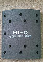 Накладка тормозная задняя тонкая Hyundai Universe 583428A600