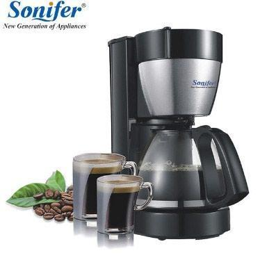 Кофеварка с чайником Sonifer SF-3511, фото 2