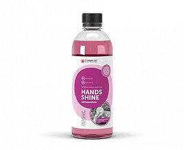 Средство для ручной мойки автомобиля с усиленным блеском Complex® HANDS SHINE, 0,5