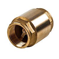 Клапан обратный Тип NRV EF латунный, DN25