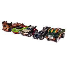 Набор игрушечных гоночных машин DIECAST COLLECTION [5 шт.] (Супергерои), фото 2
