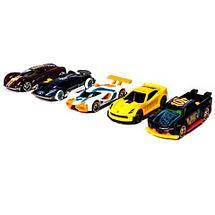 Набор игрушечных гоночных машин DIECAST COLLECTION [5 шт.] (Супергерои), фото 3