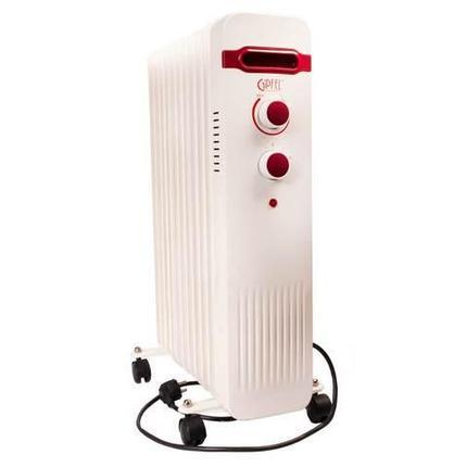 Обогреватель-радиатор масляный GIPFEL [2500 W] (9 секций), фото 2