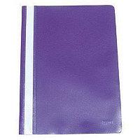 Скоросшиватель пластиковый А4 180мк Фиолетовый