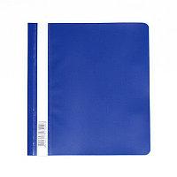 Скоросшиватель пластиковый А5  Синий 3079807