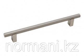 Ручка-скоба 160мм, отделка платина