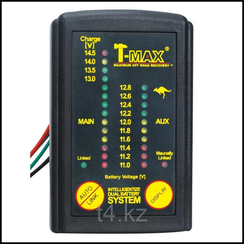Система для установки второго аккумулятора T-Max
