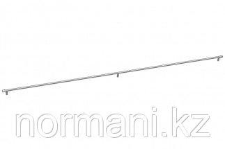 Ручка-скоба 1172мм, отделка никель глянец шлифованный