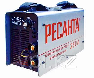 Сварочный аппарат инверторный САИ 250 Ресанта