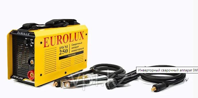 Сварочный аппарат инверторный IWM 250 EUROLUX