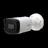 Dahua 2Мп цилиндрическая HD-CVI камера с ИК-подсветкой до 80м. Встроенный микрофон HAC-HFW1200THP-A-0280B