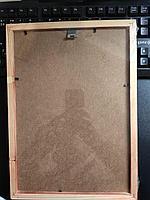 """Рамка деревянная для фотографий, дипломов, грамот """"Brauberg Hit"""", 21x30см, тёмная вишня, фото 4"""