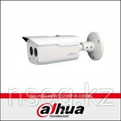 Dahua HAC-HFW1220BP  2Мп цилиндрическая HD-CVI камера с ИК-подсветкой до 50м.