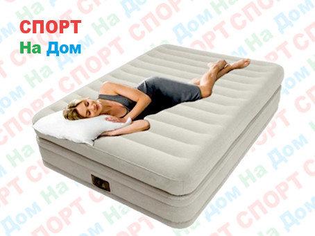 Кровать надувная Intex 64446 ( размеры: 203 х 152 х 51 см ), фото 2