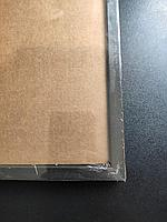 "Рамка пластиковая для фотографий, дипломов, грамот ""Brauberg Hit"", 21x30см, ореховое дерево, фото 5"