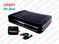 Надувная кровать - матрас Intex 67345 (Габариты: 203 х 152 х 46 см)