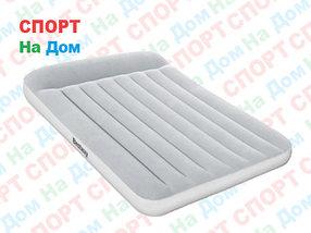 Надувной матрас( + насос) Bestwey 67462 (Размеры: 191 х 137 х 30 см)
