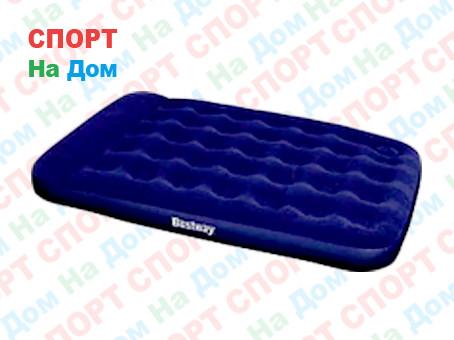 Надувной матрас Bestway 67225 ( размеры: 193*137*22 см) с встроенным насосом