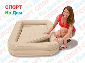 Детский надувной матрас Intex 66810 с бортиками, фото 2