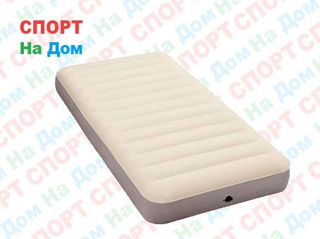 Надувной матрас Intex 64701 Белый (Габариты: 99 х 191 х 25 см), фото 2
