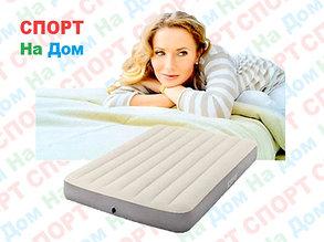 Надувной матрас Intex 64102 (размеры: 137 х 191 х 25 см), фото 2