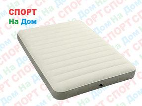 Надувной матрас Intex 64703 Белый (Габариты: 152 х 191 х 25 см)
