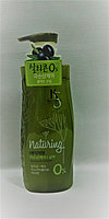 Kerasys Naturing Nourishing Shampoo - С морскими водорослями и оливковым маслом