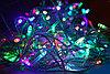 Светодиодная гирлянда LED 100 светодиодов, RGB