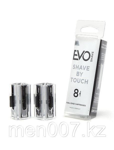 Лезвия на EvoShave (8 кассеты)