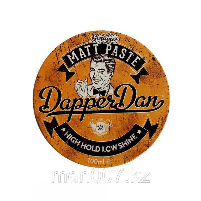 Dapper Dan Matt Paste (Паста для укладки волос) 100 ml