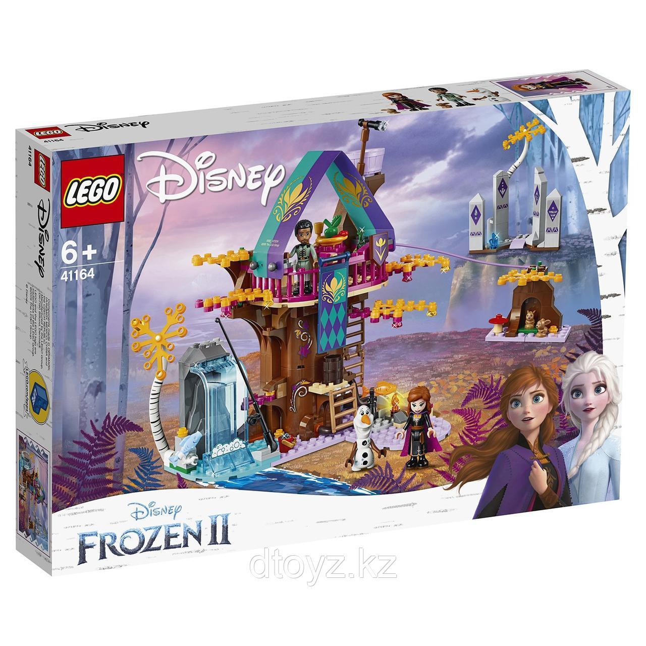 Lego Disney Frozen 41164 Конструктор  Заколдованный домик на дереве