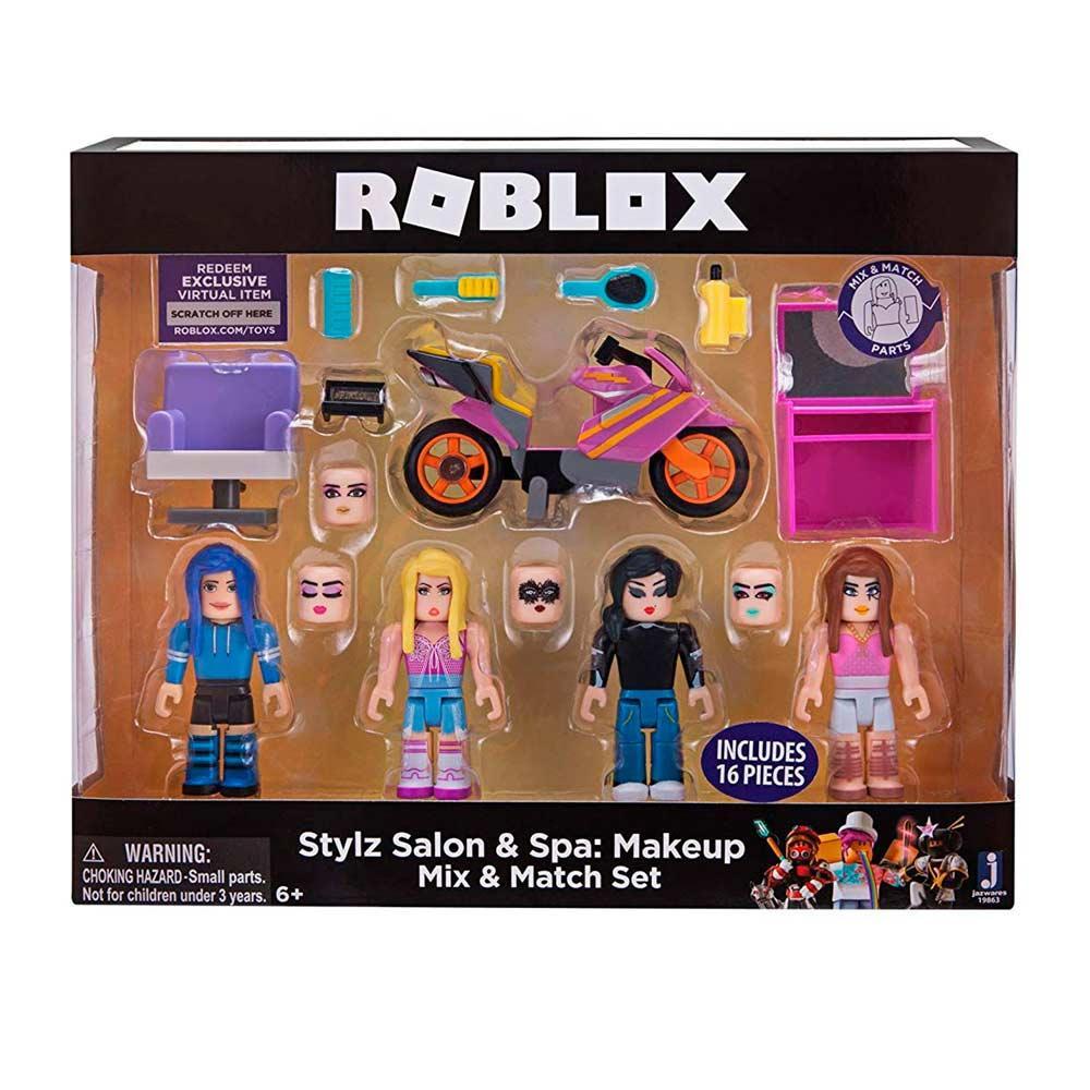 """Roblox Большой Игровой набор Роблокс """"Стилз Салон: Макияж"""""""