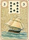 Карты Золотой Оракул Ленорман, фото 4