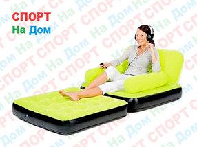 Надувное кресло трансформер Bestway 67277
