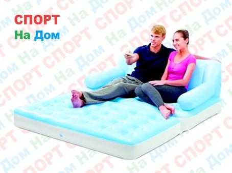 Надувной диван трансформер Bestway 75039
