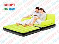 Надувной диван кровать Bestwey 67356 Зеленый