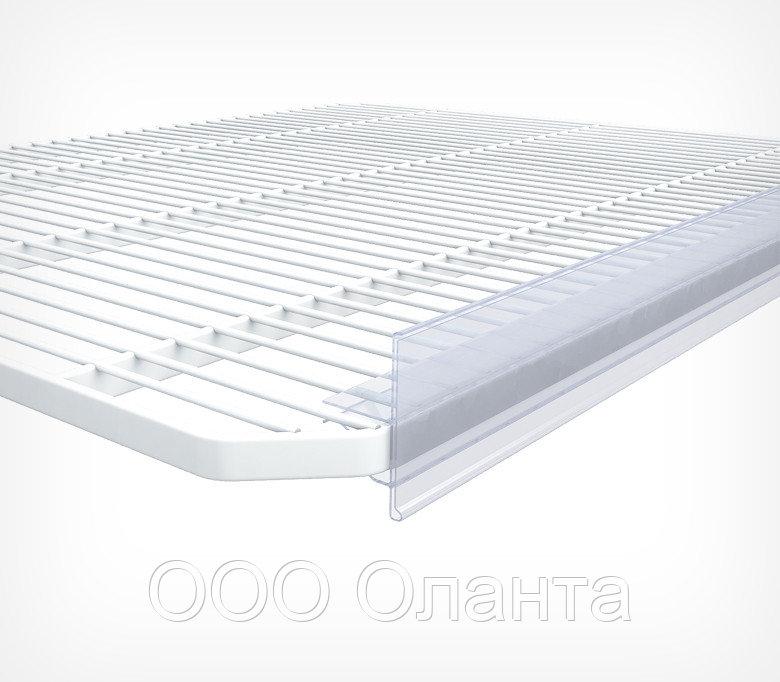 Ценникодержатель на холодильное оборудование CC39 (L=1000 мм)