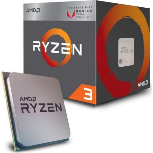 Процессор CPU AM4 AMD Ryzen 3 3200G BOX