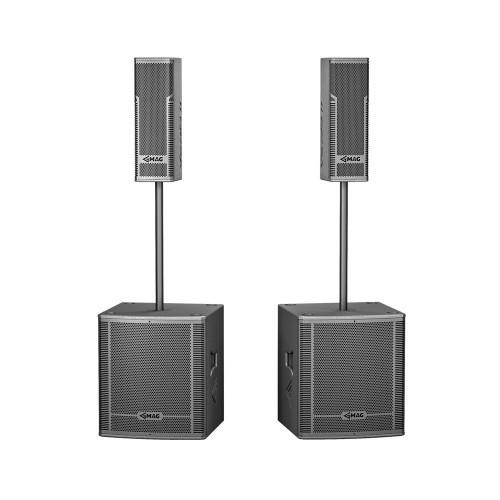 Активный акустический комплект MAGaudio VerA II